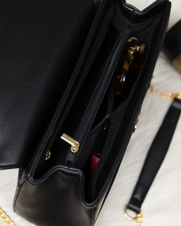 Shoulder Bag Pristine - Black