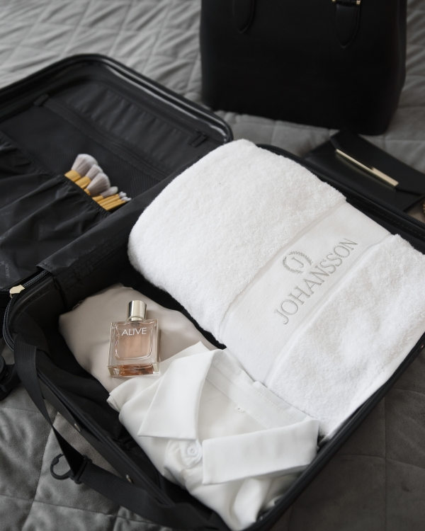 Cabin bag - Black Gold