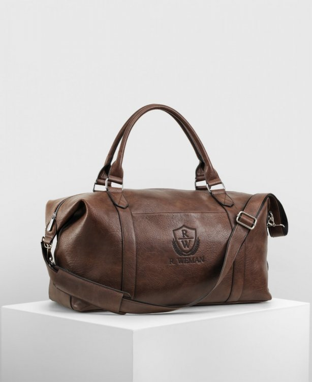 Weekendbag Lounge - Brown